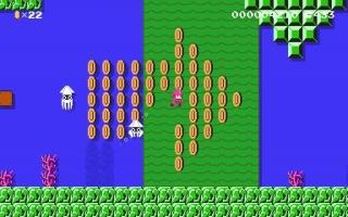 Ontgrendel een Callie-kostuum in <a href = https://www.mariowii-u.nl/Wii-U-spel-info.php?t=Super_Mario_Maker>Super Mario Maker</a>.