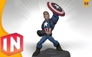 Captain America - The First Avenger - Disney Infinity 3.0: Afbeelding met speelbare characters