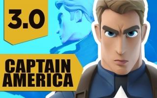 Captain America - The First Avenger - Disney Infinity 30 plaatjes