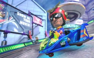 Als je Cpt. Falcons Amiibo scant in <a href=https://www.mariowii-u.nl/Wii-U-spel-info.php?t=Mario_Kart_8>Mario Kart 8</a>, speel je zijn Mii-kostuum vrij.