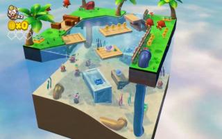 Veel levels bevatten kleine puzzels die je moet oplossen om de ster te kunnen pakken.