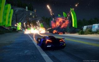 Cars 3 Vol Gas voor de Winst plaatjes