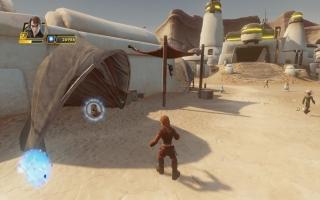Speel als de bekende Wookiee-krijger en mep er op los!