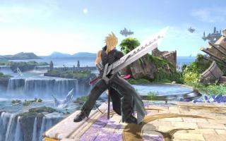 Zowel Cloud als dit kostuum keren terug voor Super Smash Bros. Ultimate.