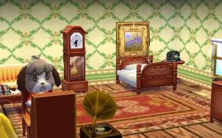 Maak een huis voor Digby in <a href = https://www.mario3ds.nl/Nintendo-3DS-spel.php?t=Animal_Crossing_Happy_Home_Designer>Animal Crossing Happy Home Designer</a>.