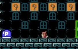 Ontvang een schattig Digby kostuum in <a href = https://www.mariowii-u.nl/Wii-U-spel-info.php?t=Super_Mario_Maker>Super Mario Maker</a>.