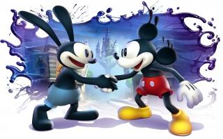 In deze game speel je niet alleen met Mickey, maar ook met de vergeten Disneyheld Oswald.