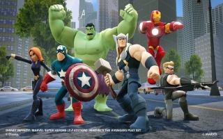 De Avengers: de machtigste helden op aarde! (plus Hawkeye)