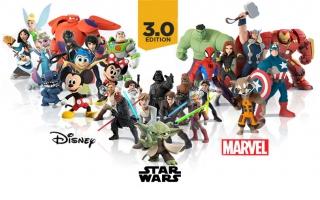 Speel als karakters van Disney, Marvel en Star Wars.