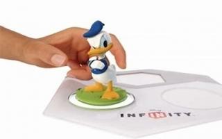 Scan Donald Duck in en breng hem in de game!