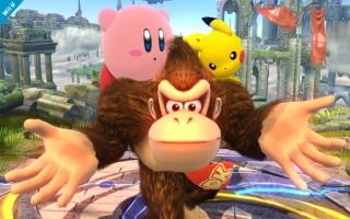 Neem het op tegen Donkey Kong in <a href = https://www.mariowii-u.nl/Wii-U-spel-info.php?t=Super_Smash_Bros_for_Wii_U>Super Smash Bros</a>. voor Wii U en 3DS.
