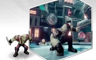 Drax in het <a href = https://www.mariowii-u.nl/Wii-U-spel-info.php?t=Disney_Infinity_20_Marvel_Super_Heroes_Starter_Pack>Disney Infinity 2.0</a> introductie filmpje.