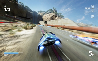 FAST Racing NEO: Screenshot