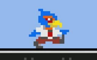 Krijg een Falco kostuum in <a href = https://www.mariowii-u.nl/Wii-U-spel-info.php?t=Super_Mario_Maker>Super Mario Maker</a>.