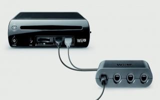 Gebruik de adapter onder andere op de <a href = https://www.mariowii-u.nl>Wii U</a>.