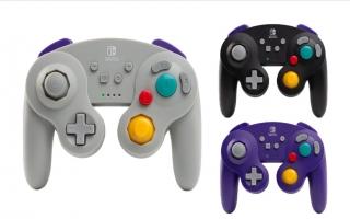 Er zijn speciale Gamecube controllers voor de Nintendo Switch.