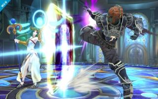 De Koning des Kwaads verschijnt ook in <a href = https://www.mariowii-u.nl/Wii-U-spel-info.php?t=Super_Smash_Bros_for_Wii_U>Super Smash Bros</a>.