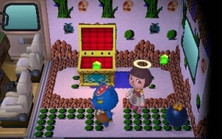 Roep Ganon op en laat hem in je <a href = https://www.mariowii-u.nl/Wii-U-spel-info.php?t=Animal_Crossing_amiibo_Festival>Animal Crossing</a>-dorp wonen!