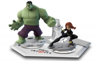 Hulk - Disney Infinity 2.0: Afbeelding met speelbare characters