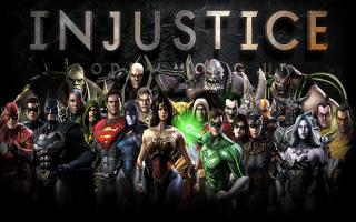 De helden uit de DC-stripboeken komen samen om te knokken in één game!