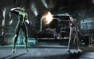 Injustice Gods Among Us: Screenshot