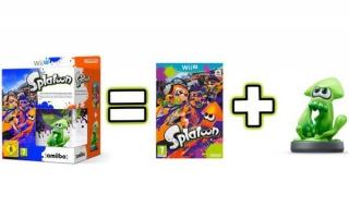 De <a href = https://www.mariowii-u.nl/Wii-U-spel-info.php?t=Inkling_Squid_-_Splatoon_series>Inkling Squid</a>-amiibo is samen te verkrijgen met de game <a href = https://www.mariowii-u.nl/Wii-U-spel-info.php?t=Splatoon>Splatoon</a>.