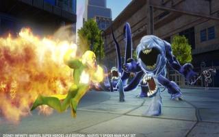 Iron Fist - Disney Infinity 20: Screenshot