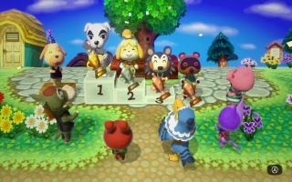 Gebruik Isabelle in <a href = https://www.mariowii-u.nl/Wii-U-spel-info.php?t=Animal_Crossing_amiibo_Festival>Animal Crossing amiibo Festival</a> om als haar te spelen!