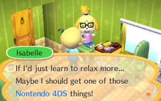 Je kunt ook een huis voor Isabelle ontwerpen in <a href = https://www.mario3ds.nl/Nintendo-3DS-spel.php?t=Animal_Crossing_Happy_Home_Designer>Animal Crossing Happy Home Designer</a>!