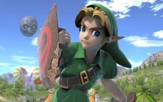 Deze Link is afkomstig uit Ocarina of Time en Majora's Mask. Lon Lon Milk, iemand?