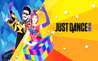 Just Dance 2016: Afbeelding met speelbare characters