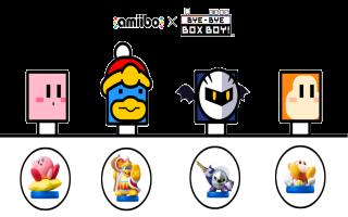 Geef Qbby een nieuwe look in Bye-Bye BOXBOY! op de 3DS.