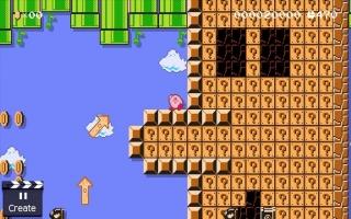 Het is Whispy Woods! Verkrijg een <a href = https://www.mariowii-u.nl/Wii-U-spel-info.php?t=Kirby_and_the_Rainbow_Paintbrush>Kirby</a>-kostuum in <a href = https://www.mariowii-u.nl/Wii-U-spel-info.php?t=Super_Mario_Maker>Super Mario Maker</a>.