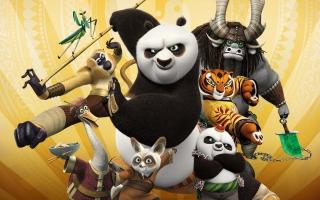Het spel bevat maar liefst 24 personages uit de bekende Kung Fu Panda franchise.