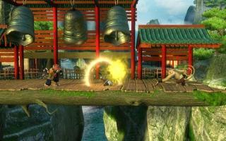 Kung Fu Panda Showdown of Legendary Legends plaatjes