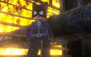 Laten we eerlijk zijn: Catwoman heeft er al beter uitgezien.