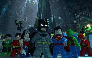 In tegenstelling tot de naam doet vermoeden is het niet alleen Batman waar het om draait.