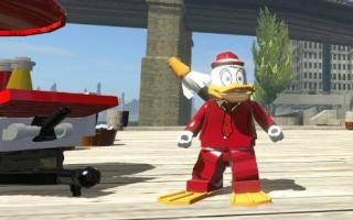 Even met een duckface poseren wanneer er een screenshot wordt genomen.