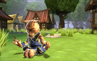 Speel als Kay en houd gorillaleider Shun tegen!