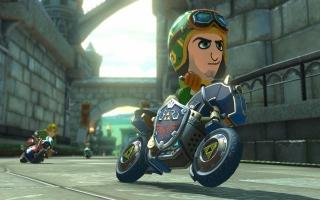 Je kunt ook de Link amiibo gebruiken in <a href = https://www.mariowii-u.nl/Wii-U-spel-info.php?t=Mario_Kart_8>Mario Kart 8</a> voor een kostuum die je Mii-personage kan dragen!