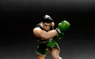 Little Mac is een professionele bokser, zijn KO-Punch is behoorlijk krachtig!