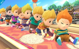 Lucas Nr 53 - Super Smash Bros series plaatjes