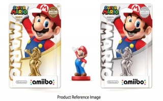 De <a href = https://www.mariowii-u.nl/Wii-U-spel-info.php?t=Mario_Nr_1_-_Super_Smash_Bros_series>Mario Amiibo</a> is ook uitgebracht in een silver en gold edition.