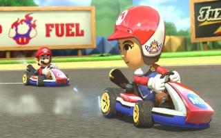 Verkleedkleren voor je Mii krijg je als je de amiibo combineert met <a href = https://www.mariowii-u.nl/Wii-U-spel-info.php?t=Mario_Kart_8>Mario Kart 8</a>.
