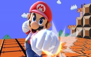 Mario is natuurlijk ook present in <a href = https://www.mariowii-u.nl/Wii-U-spel-info.php?t=Super_Smash_Bros_for_Wii_U>Super Smash Bros</a>.