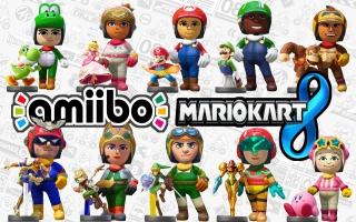Scan een ondersteunde Amiibo om zijn of haar kostuum vrij te spelen!
