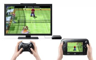Speel Mario Tennis: Ultra Smash ook met vrienden met zowel de GamePad als <a href = https://www.mariowii-u.nl/Wii-U-spel-info.php?t=Nintendo_Wii_U_Pro_Controller>Pro Controller</a>.