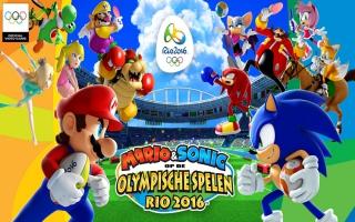 Ga voor goud met de karakters uit de werelden van Mario en <a href = https://www.mario3ds.nl/nintendo_3ds_zoeken.php?search=sonic>Sonic.