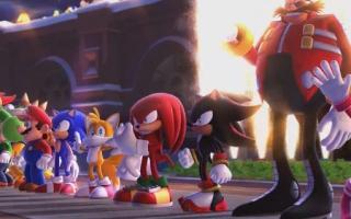 Er zijn weer genoeg personages (21) uit de werelden van Mario en Sonic, die mee willen sporten.