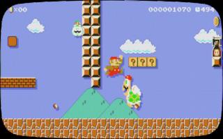 Extra grote padenstoel voor in <a href = https://www.mariowii-u.nl/Wii-U-spel-info.php?t=Super_Mario_Maker>Mario Maker</a>!